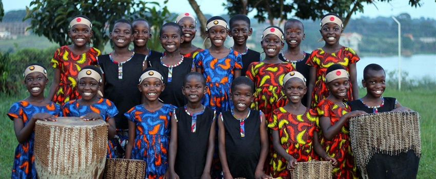 The African Children's Choir is returning to Richmond!